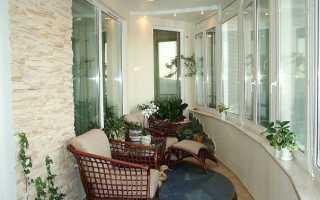 Дизайн полукруглого балкона: все необходимое