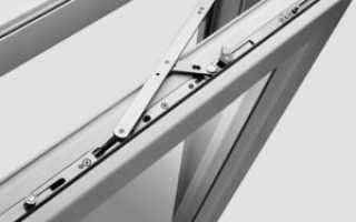 Как регулировать поворотно-откидной механизм для пластиковых окон