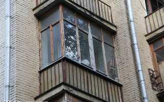 Остекление балкона в сталинском доме: новая жизнь