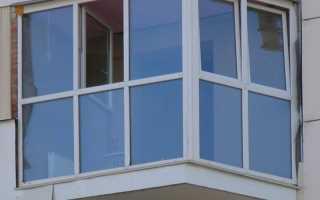 Остекление балконов алюминиевым профилем: преимущества