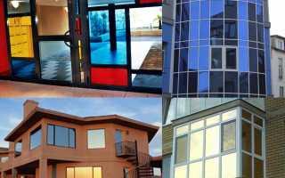 Тонировка балкона: оклейка тона и уход