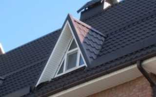 Слуховые окна на крыше — предназначение, виды конструкций