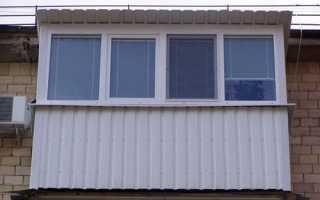 Последовательность выполнения ремонта крыши на балконе