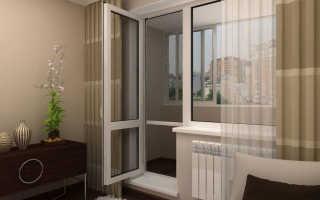 Установка балконной двери: пошаговый план