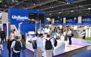 Выставка посвящен светодиодному освещению и энергосбережению Hong Kong International Lighting Fair