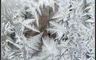 Почему замерзают окна на балконе: устраняем проблему