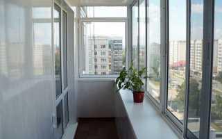 Холодное остекление балкона и лоджии: преимущества и монтаж
