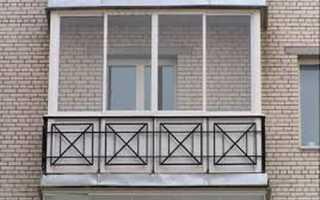 Остекление балкона зимой: выбираем правильные материалы