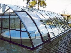 Thermo Glass в остеклении бассейнов
