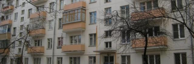 Размеры окон в типовом доме серий Хрущевка