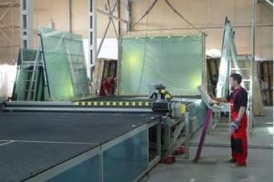 Производство и установка электрохромного стекла