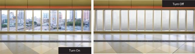 Электрохромные стёкла относятся к разряду энергосберегающих