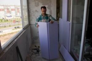 Как не только утеплить, но и шумоизолировать балкон?