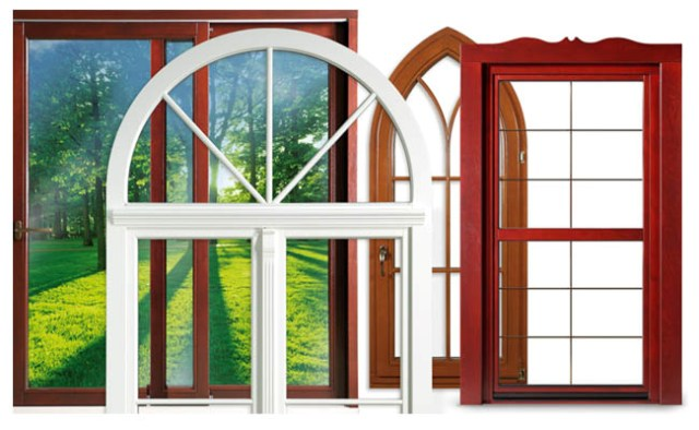 Цены на деревянные окна со стеклопакетами