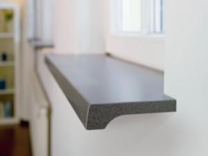 Как правильно подобрать толщину подоконника из камня