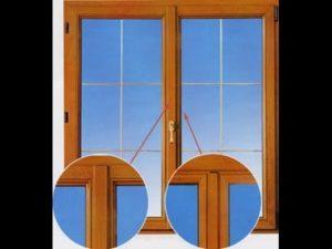 Особенности конструкции штульпового окна