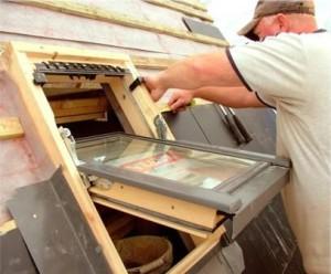 Установка мансардных окон своими руками — общая инструкция.
