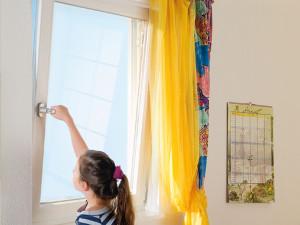 Детская защита на пластиковые окна