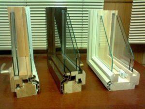 Нужно правильно подобрать стеклопакет