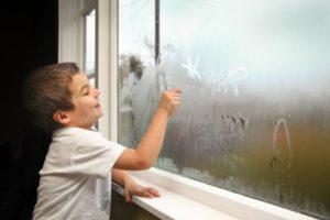 Избыточная влажность в помещениях