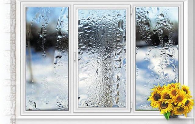 Почему пластиковые окна потеют