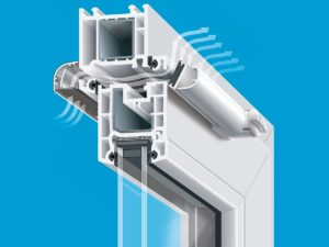 вентиляционные клапаны - альтернатива форточке