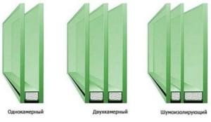 Выбираем стеклопакет