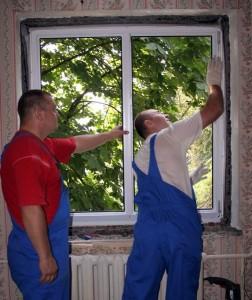 Подготовка самого окна