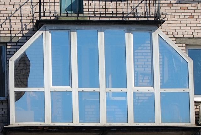 Дополнительная полезная площадь на балконе