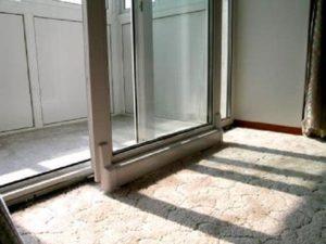 Где используются раздвижные двери?