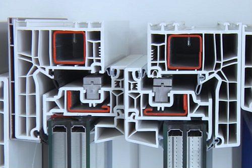 Армирующий профиль для пластиковых окон, производители