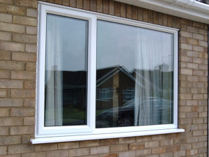 Открываем пластиковое окно с внешней стороны