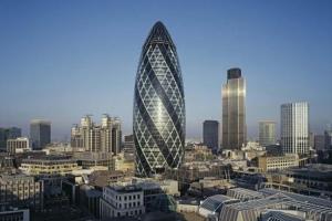 Небоскрёб в Лондоне – чудо планарного остекления