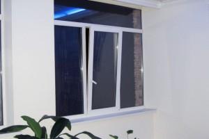 Окно с профилем Krauss