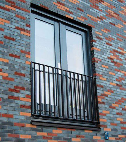 Французское остекление балконов от пола до потолка
