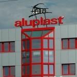 Производственный корпус Aluplast