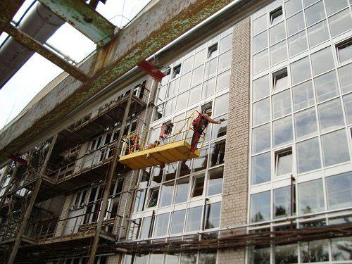 Легкосбрасываемые окна ПВХ