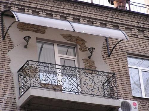 Ремонт балкона своими руками на верхнем этаже