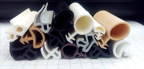 Резиновые уплотнители для алюминиевых окон