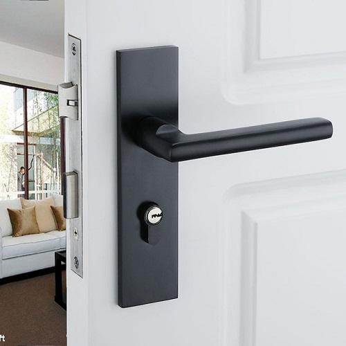Замки для алюминиевых дверей