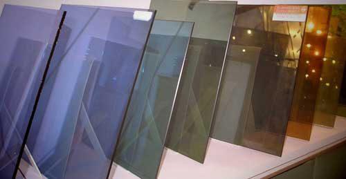 Зеркальные окна