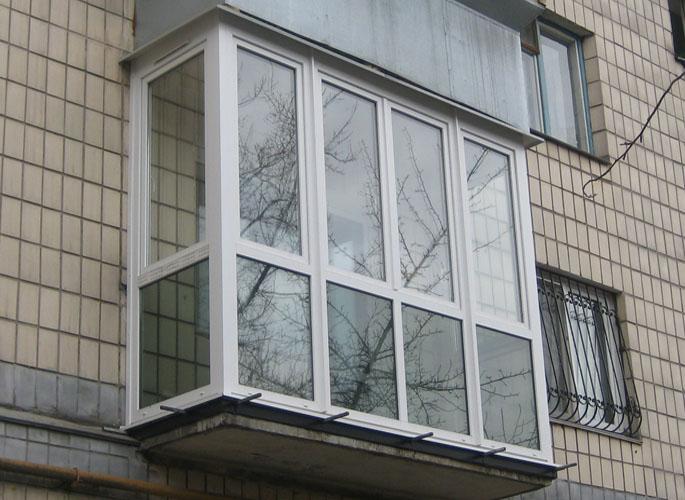 балкон во французском стиле