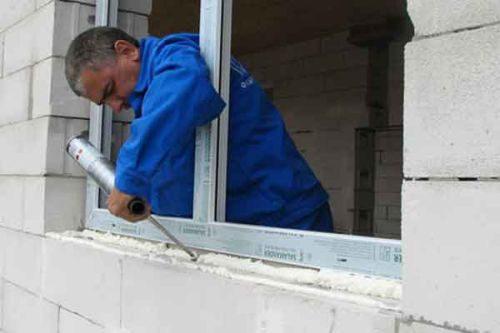 Чем закрыть монтажную пену снаружи окна