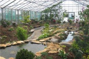 Для остекления зимнего сада надо выбрать энергосберегающие стеклопакеты