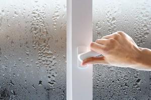 Пластиковым окнам свойственно выпадение конденсата