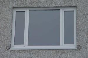 Окно с профилем Gealan