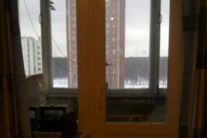 Окно и балконная дверь от Brusbox