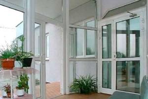 Так окна с профилем Проплекс выглядят изнутри