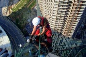 высотные работы по ремонту фасада