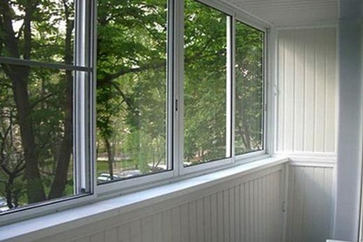 Для нежилых помещений ПВХ-окна